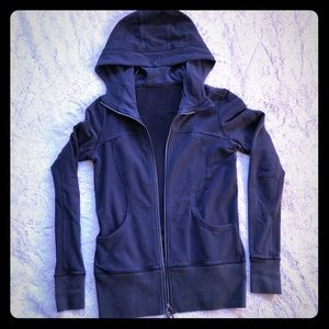 Navy Blue LuluLemon Jacket